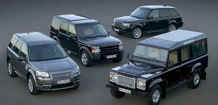 Land-Rover verkaufen